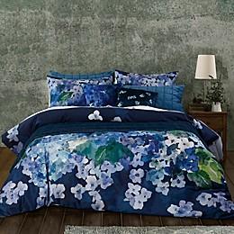 MM Linen Hydrangea 3-Piece Floral Duvet Set