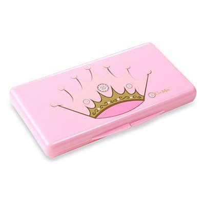 Uber Mom Wipebox in Pink Crown