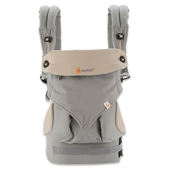 12db4257068 Ergobaby™ Four-Position 360 Baby Carrier in Grey