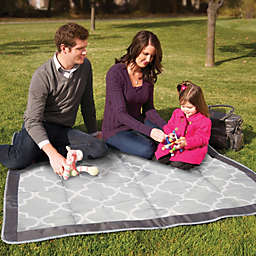 JJ Cole® All-Purpose Outdoor Blanket in Stone Arbor