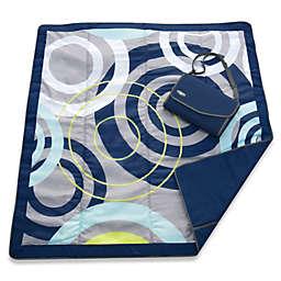 JJ Cole® All-Purpose Outdoor Blanket in Blue Orbit