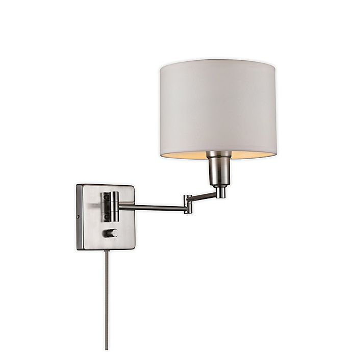 Globe Electric Bernard 1 Light Plug In