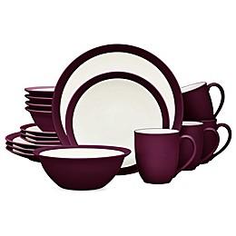 Noritake® Colorwave Curve 16-Piece Dinnerware Set