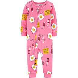 carter's® Breakfast Snug Fit Pajama in Pink