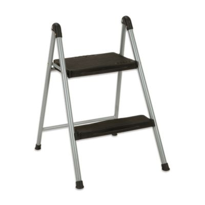 Cosco 174 2 Step Folding Steel Step Stool Bed Bath Amp Beyond
