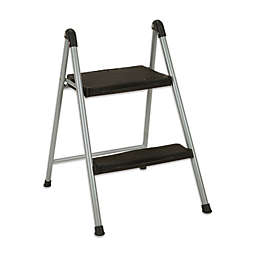 Cosco® 2-Step Folding Steel Step Stool