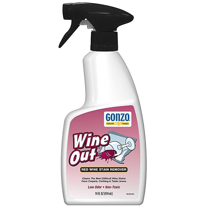 Alternate image 1 for Gonzo 14-Ounce Wine Out Stain Remover