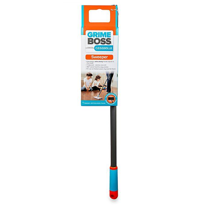 Alternate image 1 for Grime Boss® Premium Quick Clean Sweeper