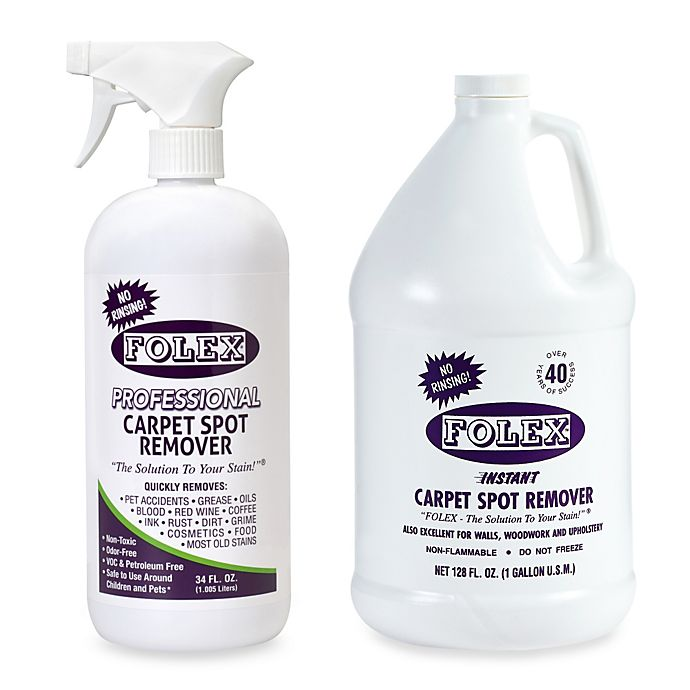 Alternate image 1 for Folex Carpet Spot Remover