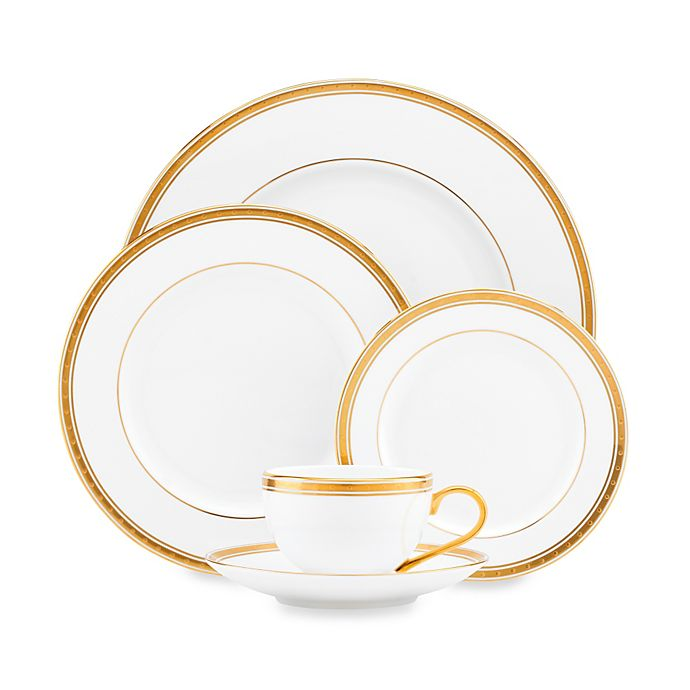 Alternate image 1 for kate spade new york Oxford Place™ Dinnerware Collection