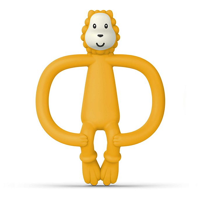 Alternate image 1 for Matchstick Monkey™ Animal Silicone Teether