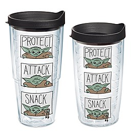 Tervis® Star Wars™ The Child (AKA Baby Yoda) Protect, Attack, Snack Tumbler with Lid