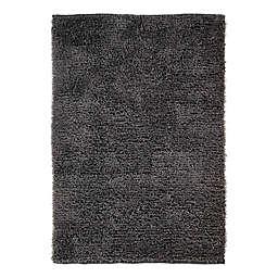 Chesapeake 7'3 x 9'3 Shag Area Rug in Grey