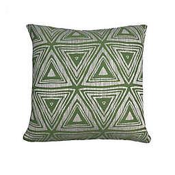 MM Studio® Diamond Square Throw Pillow