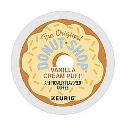 The Original Donut Shop® Vanilla Puff Coffee Keurig® K-Cup® Pods 24-Count