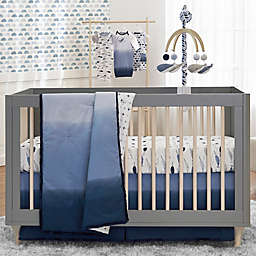 just born® Dream Ombre Nursery Bedding Collection in Blue