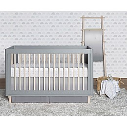 just born® Dream Ombre Nursery Bedding Collection in Grey