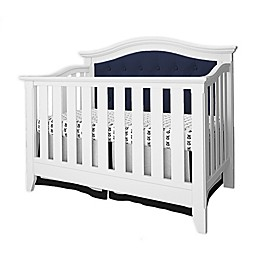 Belle Isle Furniture Magnolia Upholstered 4-in-1 Convertible Crib