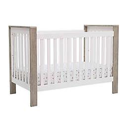 Delta Children Miles 4-in-1 Convertible Crib in Limestone