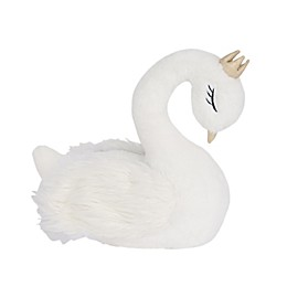 Lambs & Ivy® Signature Swan Princess Plush in White