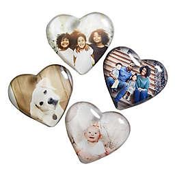 Photo Memories Personalized Mini Heart Keepsake
