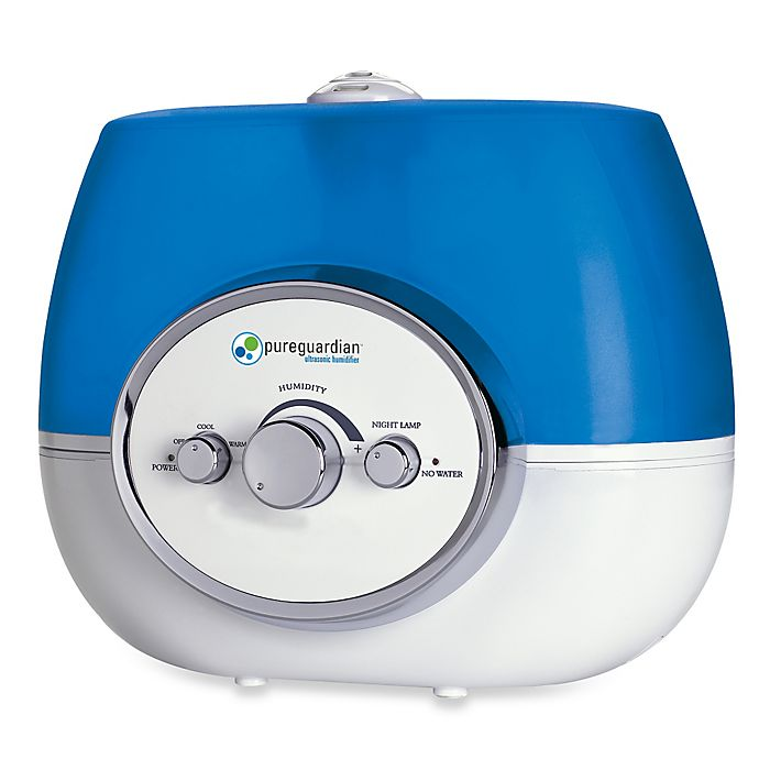 Alternate image 1 for PureGuardian® H1510 Ultrasonic Warm and Cool Mist 1.5-Gallon Humidifier