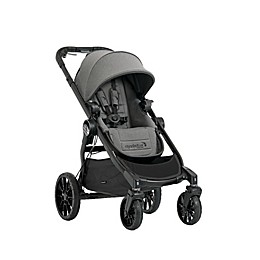 Baby Jogger® City Select® LUX Convertible Stroller with Second Seat