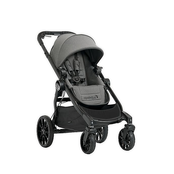 Alternate image 1 for Baby Jogger® City Select® LUX Stroller in Ash