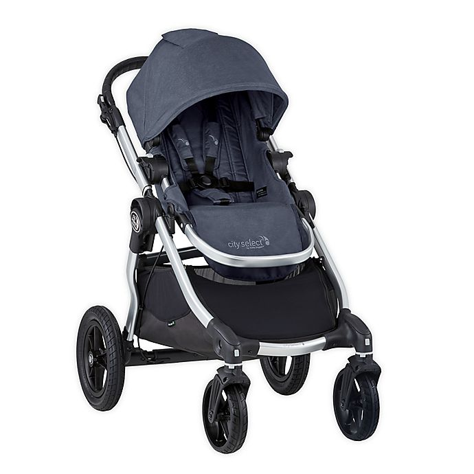 Alternate image 1 for Baby Jogger® City Select® Stroller in Carbon