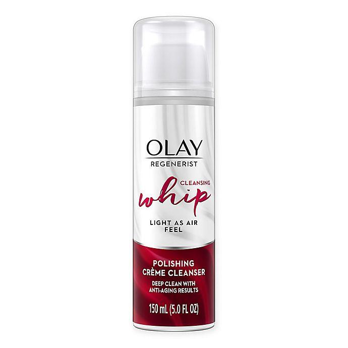 Alternate image 1 for Olay® Regenerist 5 fl. oz. Cleansing Whip Facial Cleanser
