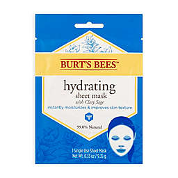 Burt's Bees® Hydrating Sheet Mask with Clary Sage