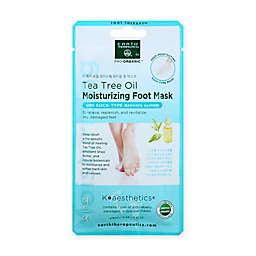 Earth Therapeutics® Tea Tree Oil Moisturizing Foot Mask