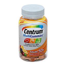 Centrum® 120-Count Adults 50+ Multivitamin Gummies Assorted Flavors