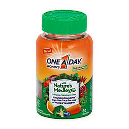 One A Day® Women's with Nature's Medley™ Multivitamin Gummies