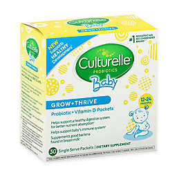 Culturelle® Baby 30-Count Grow & Thrive Probiotic & Vitamin D Packets