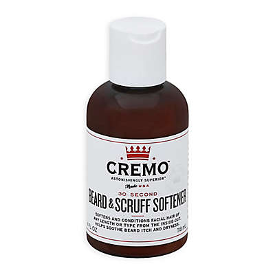 Cremo™ 4 fl. oz. 30 Second Beard & Scruff Softener