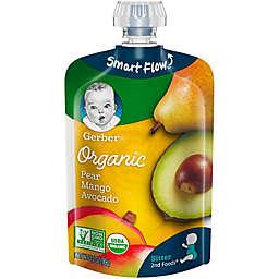 Gerber® 2nd Foods® 3.5 oz. Smart Flow Organic Pear Mango Avocado