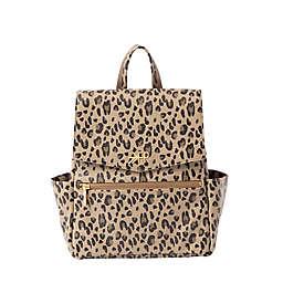 Freshly Picked Classic Mini Diaper Backpack in Leopard