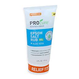 PROcure® 6 fl. oz. Epsom Salt Rub Gel + Aloe Vera