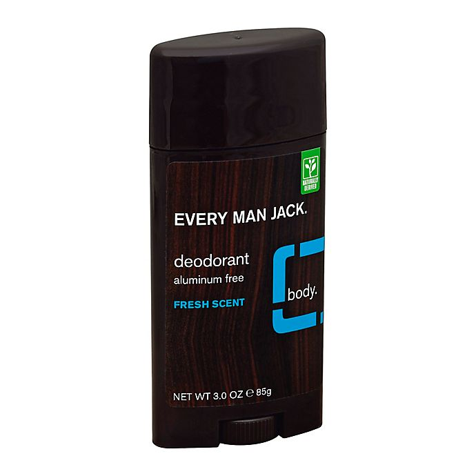 Alternate image 1 for Every Man Jack® 3 oz. Deodorant in Fresh Scent