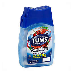 TUMS® Smoothies 12-Count Assorted Berry