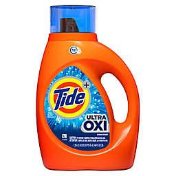 Tide® 46 oz. Ultra OXI High Efficiency Liquid Laundry Detergent