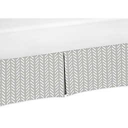 4 Sided Bed Skirt Bath Beyond