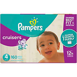 Pampers® Cruisers™ Size 4 160-Count Disposable Diapers
