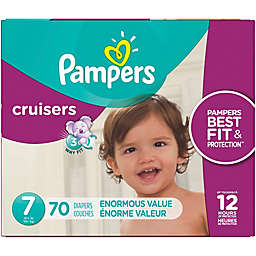 Pampers® Cruisers™ Size 7 70-Count Disposable Diapers