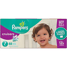 Pampers® Cruisers™ Size 7 88-Count Disposable Diapers