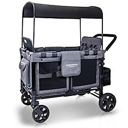 WonderFold Wagon W4 Quad Folding Stroller Wagon