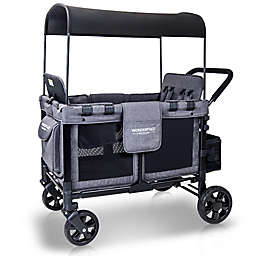 WonderFold Wagon W4 Quad Folding Stroller Wagon