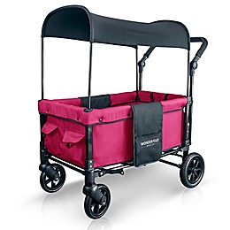 WonderFold Wagon W1 Double Folding Stroller Wagon