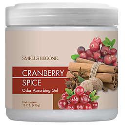 Smells Begone® Cranberry 15 oz. Odor Absorbing Gel